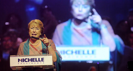 Will Chile bring back former President Bachelet?