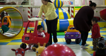 China eases one-child policy. Why now?