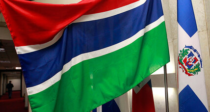 Gambia breaks relations with surprised Taiwan