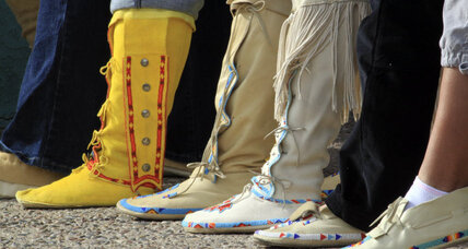 'Rock Your Mocs' campaign celebrates the cultures of Native Americans