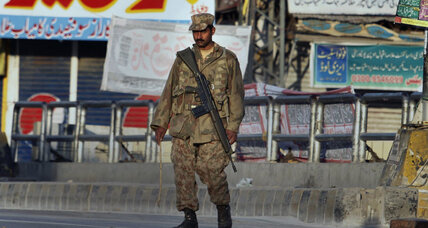 Following religious clashes, Pakistan imposes curfew in northern city