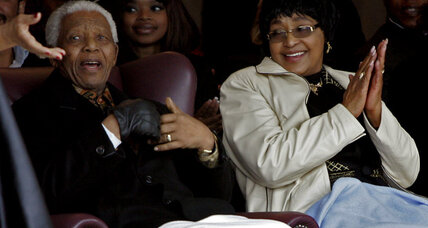 Mandela 'quite ill,' unable to speak
