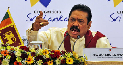 Sri Lanka: Fractious Commonwealth Summit ends with ultimatum