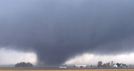 Midwest tornado outbreak unusually strong for November