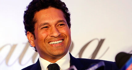 Sachin Tendulkar: the most popular athlete you've never heard of (+video)
