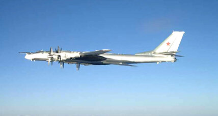 Why are Russian bombers buzzing Japanese airspace?