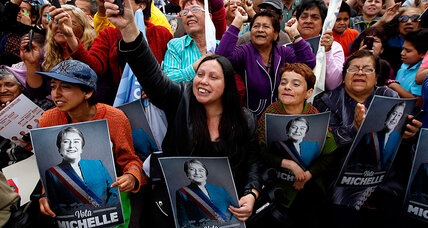 Will Chile's next president bring a new constitution?