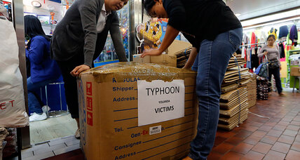 Filipinos tap into social media know-how for relief efforts