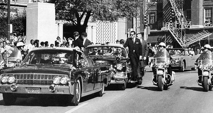 JFK assassination: three feuds in Dallas