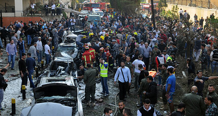 With Beirut bombing, Iran takes direct hit for helping Assad (+video)