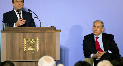 Israelis applaud France for 'standing up' as Iran talks resume in Geneva