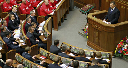 Did Ukraine just pick Russia over the EU? (+video)