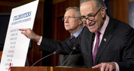 Senate takes 'nuclear option' on filibusters: What does that mean?