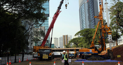 Jakarta putting brakes on stop-and-go traffic