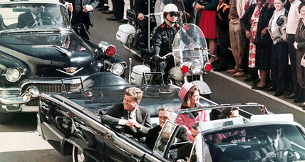 John F. Kennedy assassination: three key mysteries