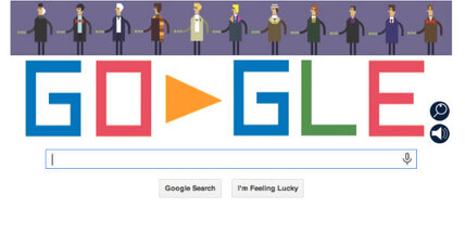 Doctor Who gets a UK Google doodle. Where's our Whodle?