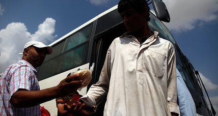 Breadwinners return empty-handed to Yemen, Arab world's poorest country