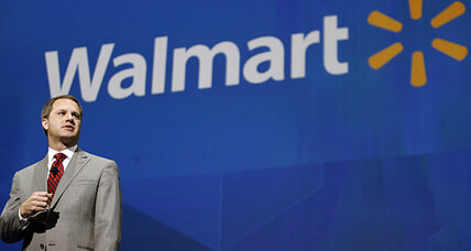 Wal-Mart announces new CEO. Protesting employees hope for change. (+video)
