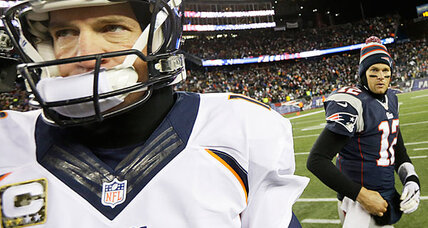 Tom Brady beats Manning (again) as Broncos freeze in the clutch (again) (+video)