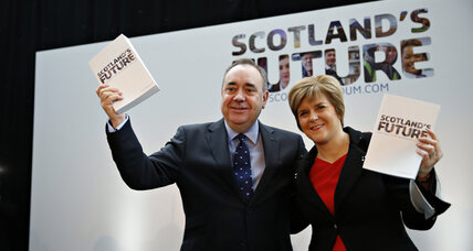 Does a 670-page plan for independent Scotland have enough answers?
