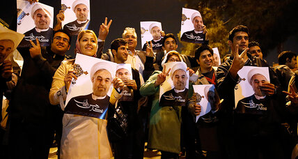 Is nuclear deal a victory, or deception? In Iran, it depends who's asking. (+video)