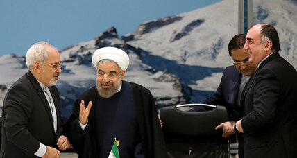 Tweets put a twist on diplomacy at Iran nuclear talks