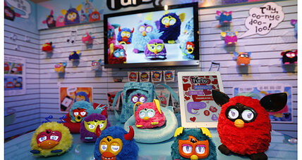Furby is back. Sorry, parents.