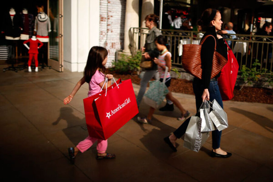 Modest Black Friday Forecasts Push Retailers To Open Thanksgiving Day Csmonitor Com