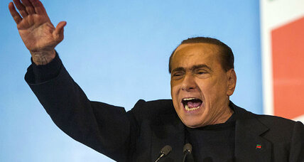 Berlusconi pledges to lead Italian politics from the outside: How?