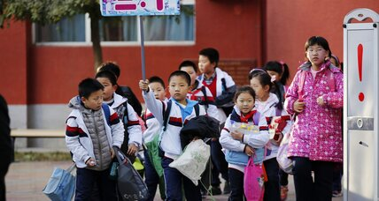 As China's one-child policy fades, new challenges lie ahead