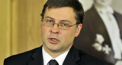 Latvian prime minister resigns in wake of supermarket tragedy