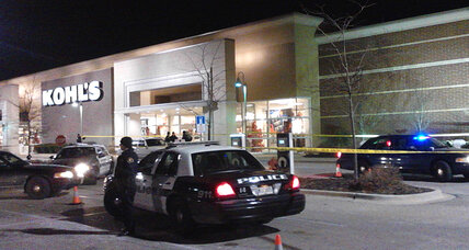 Kohl's shooting: Chicago-area police officer dragged 'quite some distance'