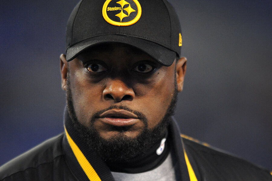 Nfl To Investigate Thing Steelers Coach Did On Sidelines