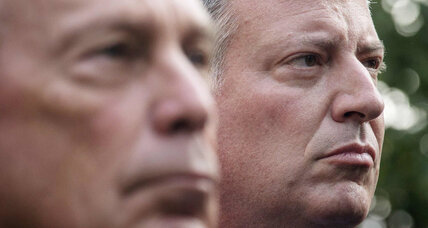 Expired labor contracts one of many fiscal problems for de Blasio
