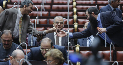 Egypt: Constitutional committee begins voting on changes
