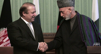 Pakistan PM vows commitment to peace with Taliban in Afghanistan