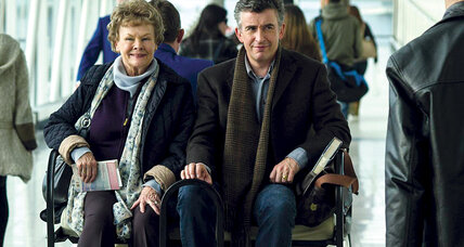 'Philomena' is elevated by actors Judi Dench and Steve Coogan