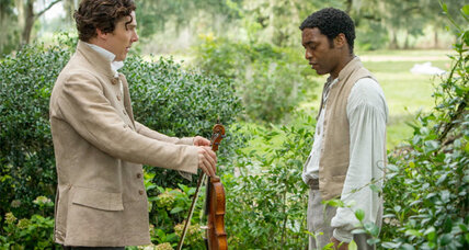 '12 Years A Slave' actor Chiwetel Ejiofor discusses his leading turn in the historical drama
