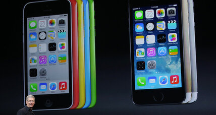 iPhone 5S is the most 'data-hungry' smart phone