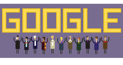 Doctor Who: On 50th anniversary, Google shares a 'Whodle' (+video)