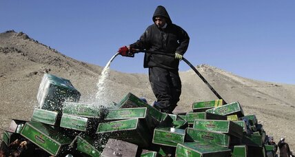 Why US must help Afghanistan kick the heroin-trade habit