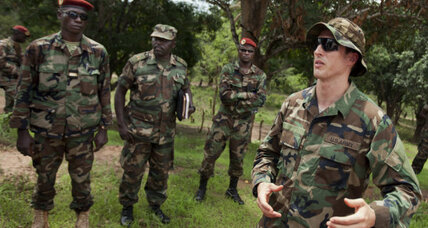 US must pressure African governments for access to Kony's LRA safe havens
