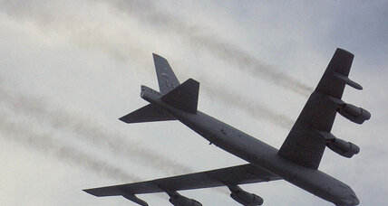 American B-52s flout China's newly declared airspace
