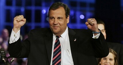 Will Chris Christie run for president? 'Who knows?'