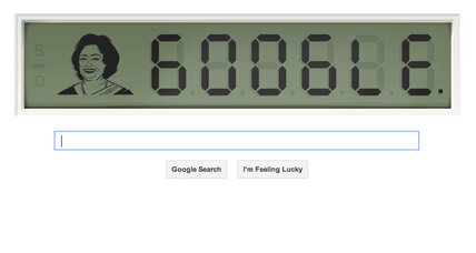 Shakuntala Devi: Numerical wizard honored in Google Doodle (+video)