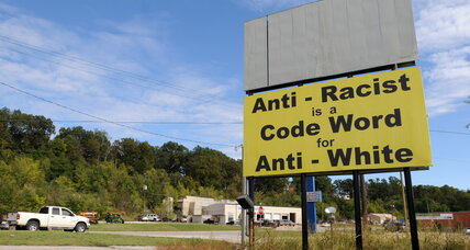 Harrison, Ark., works to scrub away a 'whites only' label