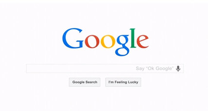 Say 'OK Google' for hands-free holiday searching