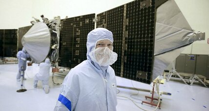MAVEN orbiter poised to launch for Mars (+video)