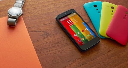 With Moto G, Google's Motorola takes aim at emerging markets