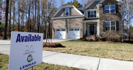 Mortgage rates fall to 4.22 percent for 30-year loan